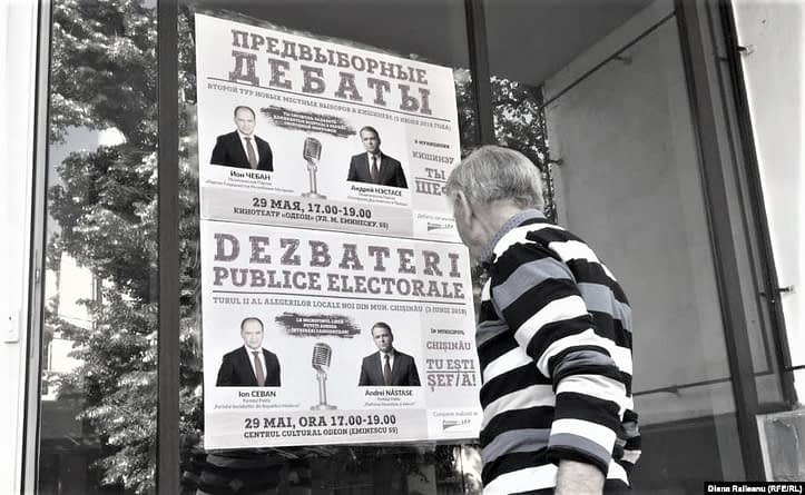Ceban nu poate deveni primar al Chișinăului. Câteva argumente