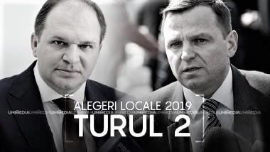 Chirtoacă, Țîcu, Chironda și votanții lor trebuie să-l sprijine pe Năstase pe 3 noiembrie, pentru a-și atinge propriile obiective